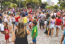 Pré-carnaval, Carnaval
