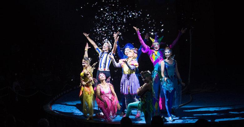 4e2b8f94c6 Circo dos sonhos no mundo da fantasia em Santo André