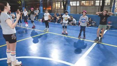 Cesa Vila Floresta tem aulas de patinação para a comunidade