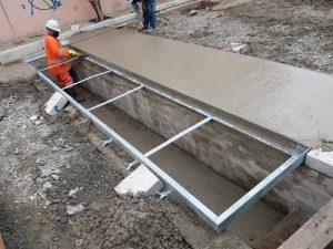 Semasa intensifica trabalho de manutenção e obras de combate às enchentes em Santo André